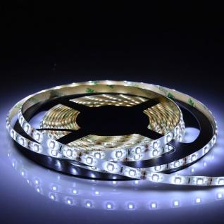 5m LED Strip-Set Ambiente Funk-Controller+FB kaltweiss