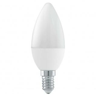 E14 LED-Leuchtmittel Kerze 6W 470lm dimmbar per Schalter - Vorschau 3