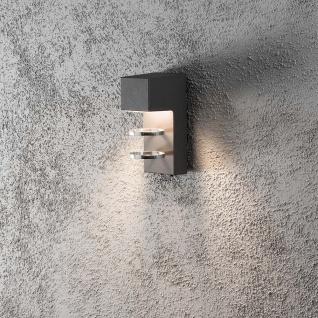 Konstsmide 7957-370 Acerra LED Aussen-Wandleuchte Anthrazit