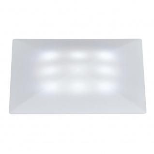 Paulmann Special EBL Set UpDownlight Quadro LED 3x1W 230/12V 50mm Satin/Kunststoff