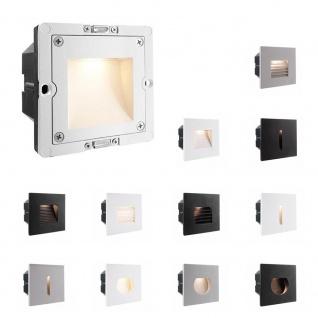 LED Außen-Wandeinbauleuchte Steps Outdoor 55lm (Base)