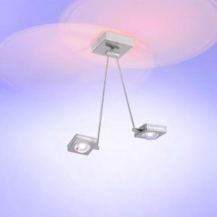 Paul Neuhaus LED Deckenleuchte Q-Fisheye 2 Stück RGBW 6462-55