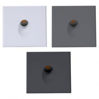 Pro-Light Abdeckung Sys-Wall 68 für LED-Wandeinbaustrahler Eckig 1