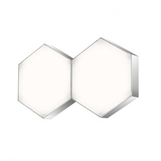 Nova Luce Pettine LED Design Wandleuchte 10W 3000K Wandlampe