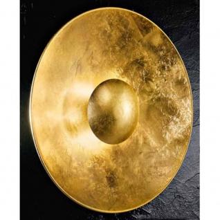 Kögl 27123 Aura Sol Gold Wand- & Deckenleuchte Ø 40cm