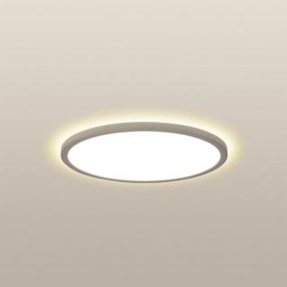 LED Deckenleuchte Board 24 Direkt & Indirekt 2700K Weiß Deckenlampe Superflach