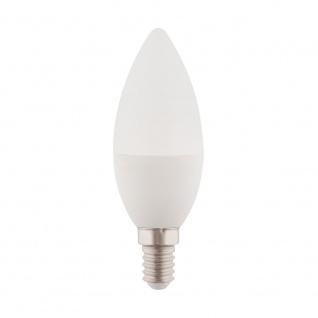 E14 LED Leuchtmittel Kerze Opal