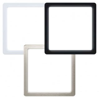 LED-Panel Einbau 1800 Lumen 21, 5cm eckig
