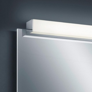 Helestra LED Spiegellampe Lado 60cm 1040lm Chrom warmweiss - Vorschau 3
