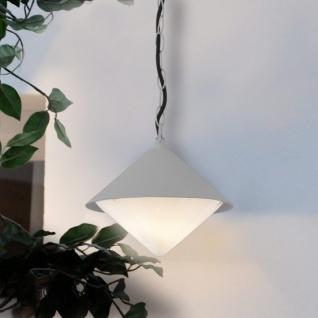 Wofi Design Hänge-Aussenleuchte MANHATTAN Grau 679401500000