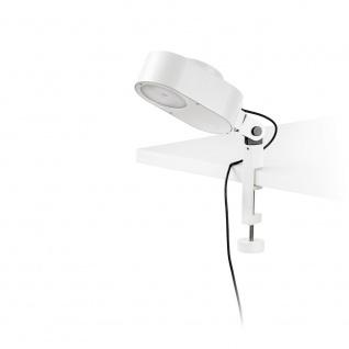 LED Klemmleuchte CLIP 6W 2700K-4800K Weiß