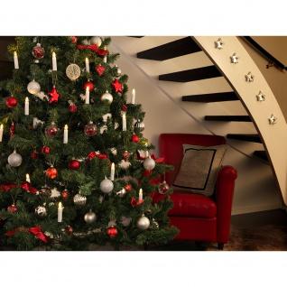 LED Baumkette Topbirnen 16 Warmweiße Dioden für Innen
