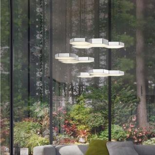 Nova Luce Pettine LED Hängeleuchte 51cm 60W 3000K Design Hängelampe
