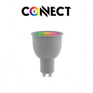 Connect GU10 LED Leuchtmittel 300lm RGB+CCT