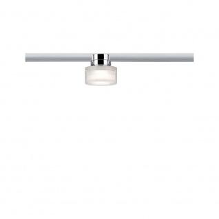 Paulmann URail Ceiling Topa Dot 1x5, 2W Chrom Klar Satin 230V 95502