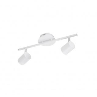 LeuchtenDirekt 11942-16 Tarik Deckenleuchte Weiß GU10 - Vorschau