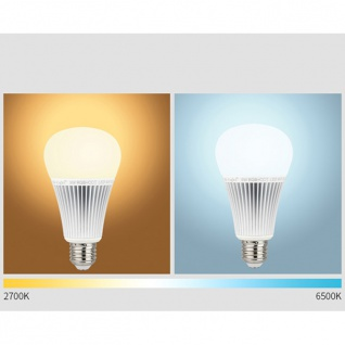 s.LUCE iLight E27 LED-Leuchtmittel 9W Alexa Kompatibel RGB + CCT LED-Lampe Farbwechsel & Dual White - Vorschau 4