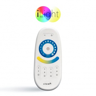 iLight Fernbedienung für Leuchtmittel & Strip CCT WiFi Steuerung Zubehör