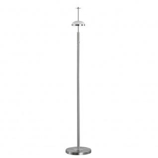 Wofi Toulouse LED Standleuchte 1-flammig Nickel matt 3997.01.64.0000