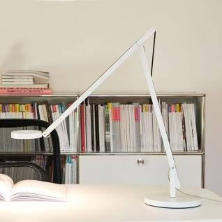 Rotaliana 1SRT1 002 63 EL0 String LED-Tischleuchte mit Dimmer Tischlampe Weiss