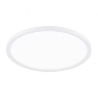 Q-Flat Ø60cm LED Deckenleuchte 2700 - 5000K Weiss - Vorschau 2