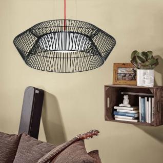 Licht-Trend Vesta LED-Hängeleuchte mit Stahlkäfig Hängelampe