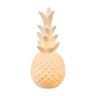 Licht-Trend LED-Dekoleuchte Ananas Batteriebetrieb