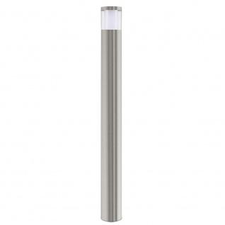 Eglo 94279 LED Edelstahl Aussen-Standleuchte Basalgo 1 105cm 3, 7W
