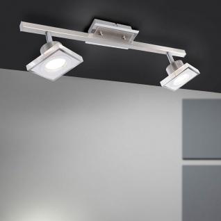 LeuchtenDirekt 11882-55 Kovi LED Deckenleuchte 2 x 5, 50W 3000K