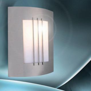 ORLANDO Außen-Wandleuchte Edelstahl Hochwertige Wandleuchte Wandlampe Aussen - Vorschau 5