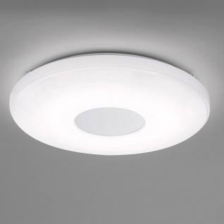 LeuchtenDirekt 14222-16 Lavinia LED Deckenleuchte + Fb. 25W 2700-5000K Weiß