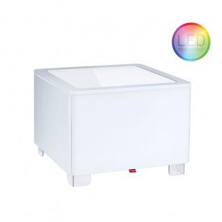 Moree Ora LED Tisch Pro mit Akku Weiß Tische
