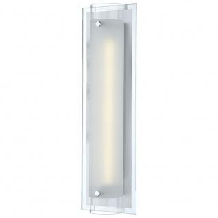 Globo 48510-6 Specchio Ii Wandleuchte Metall Chrom LED