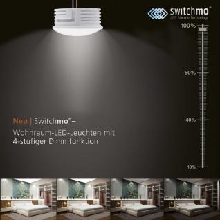 LED Switchmo dimmbares Leuchtmittel für Spots 350lm 5, 5 W Warmweiß - Vorschau 4