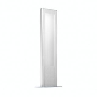 Evotec 09610 Fit mit Licht Quadra Tischleuchte 2 x 24W 3140lm 6800K