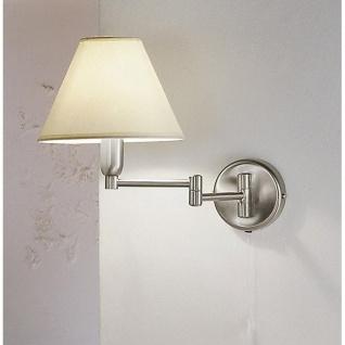 Kolarz Hilton Wandleuchte Weiß Wandlampe