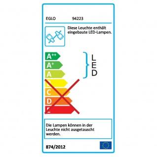 Eglo 94223 Maurano LED Spot 4 x 5 W Aluguss Chrom Kunststoff Chrom - Vorschau 2