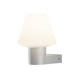 Konstsmide 7271-302 Barletta Energiespar Aussen-Wandleuchte Grau Acrylglas - Vorschau 3
