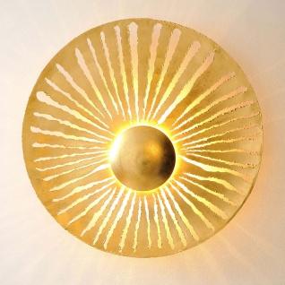 Holländer 300 K 13109 Wandleuchte 6-flammig Pietro Eisen Gold