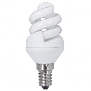 Paulmann Energiesparlampe Spirale 5W E14 Warmweiß 89434