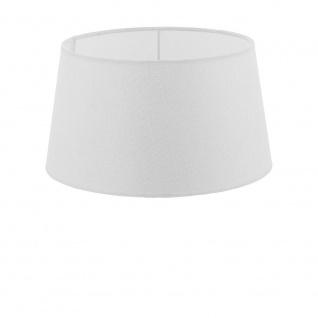 Eglo 49657 1+1 Vintage Lampenschirm Ø 30/25cm Weiß
