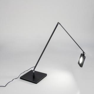 Licht-TrendLa Notte LED-Tischleuchte Touch-Dimmer 800 Lumen Anthrazit Tischlampe - Vorschau 4