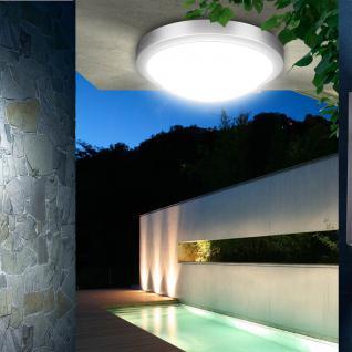 Licht-Trend Acca / LED-Deckenleuchte für Innen und Aussen / Ø 27cm / Deckenlampe