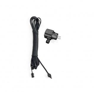 Konstsmide 7681-750 Amalfi LED Aussen-Wandleuchte inkl. Trafo 12V Schwarz - Vorschau 3
