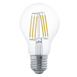Eglo 11501 E27 LED Retro Glühbirne 6W 550lm Warmweiß LED Leuchtmittel