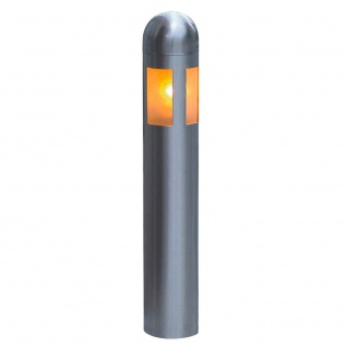 Konstsmide 7620-000 Amalfi Halogen Erdspießleuchten Set 3-tlg. 12V Edelstahl Acrylglas