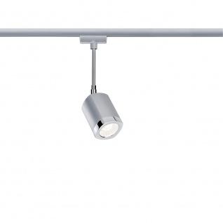 Paulmann URail Systems LED Spot Wankel 1x5, 4W Chrom 95204
