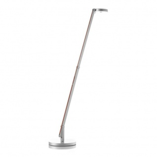 Rotaliana 1SRF1 002 43 EL0 String LED-Stehleuchte mit Dimmer Stehlampe Silber