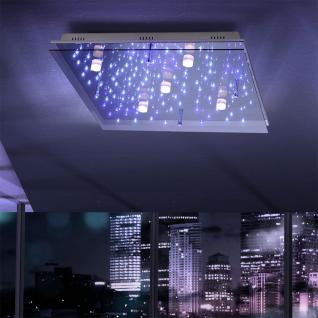 Licht-Trend LED Deckenleuchte LED Sternenhimmel 65 x 65 cm / 2800 Lumen Lampe