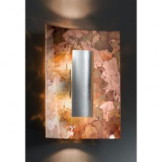 Kögl 99122 Aura Herbst Wand- & Deckenleuchte 2-flammig Silber 30cm